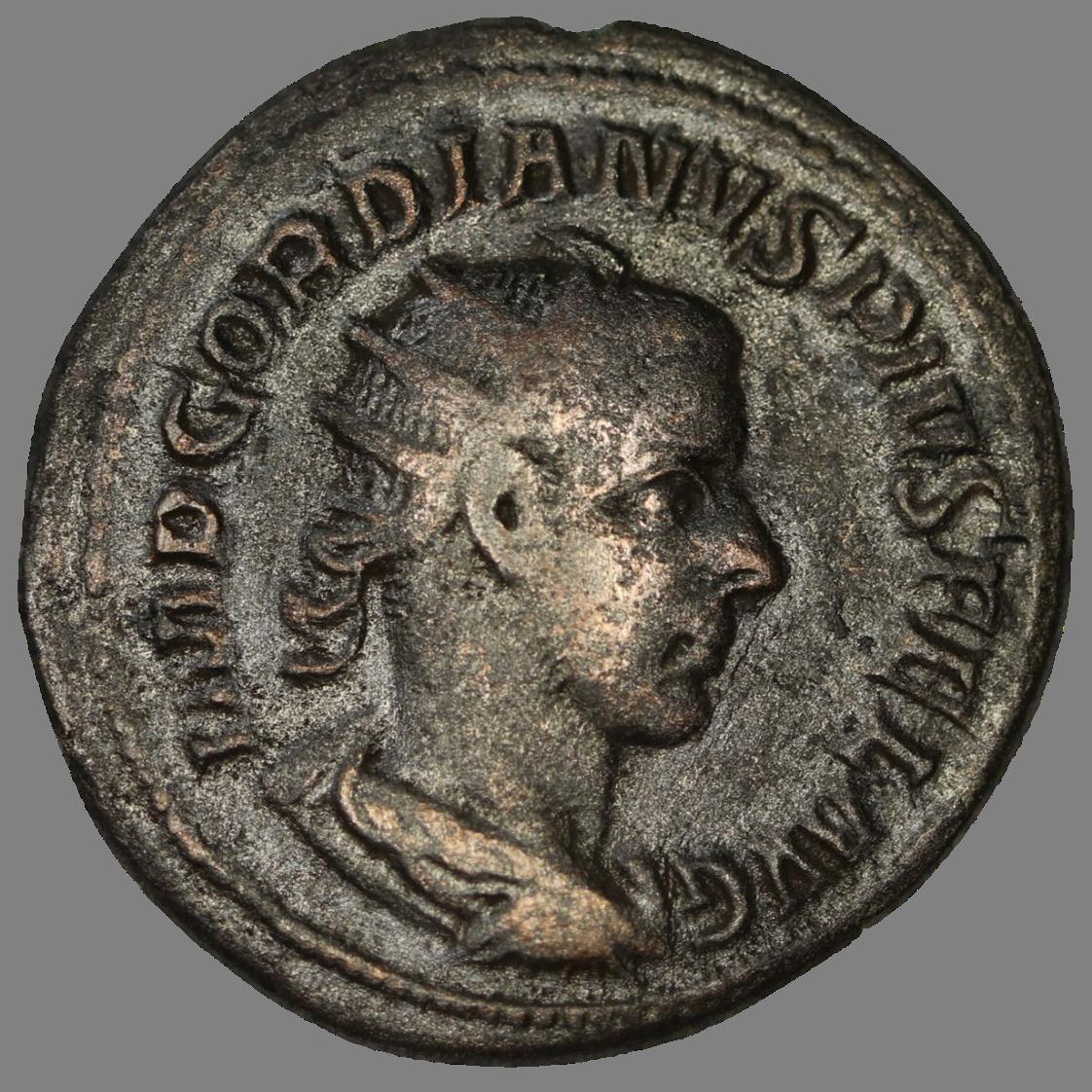 Roman Emperors - DIR Gordian III
